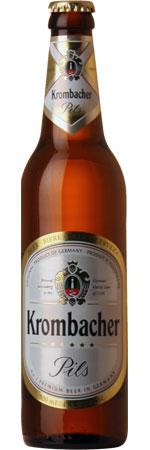 Krombacher Pils 12 x 500ml Bottles