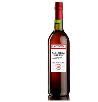 La Concha Amontillado Sherry