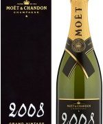 Moët & Chandon Grand Vintage Brut Champagne 75cl - Case of 6
