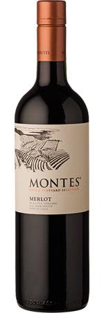 Montes Single Vineyard Merlot 2013