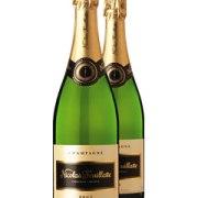 Nicolas Feuillatte Two Bottle Champagne Gift 2 x 75cl Bottles