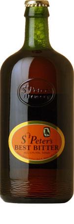 St. Peter's Best Bitter 12 x 500ml Bottles