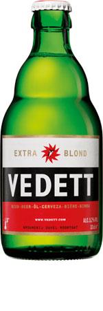 Vedett Extra Blond 6 x 330ml Bottles