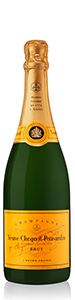 Veuve Clicquot Yellow Label Brut Champagne 75cl - Case of 6