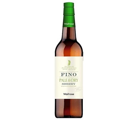 Waitrose Fino Sherry
