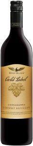 Wolf Blass Gold Label Coonawarra Cabernet Sauvignon - Case of 6