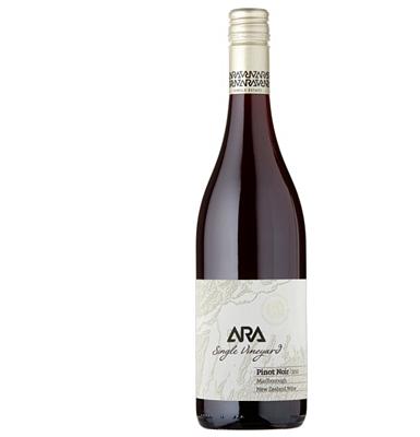 Ara Single Vineyard Pinot Noir