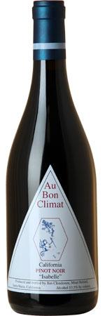 Au Bon Climat Pinot Noir 'Isabelle' 2013