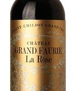 Château Grand Faurie La Rose 2012