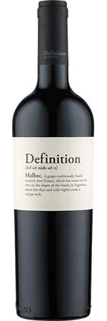 Definition Malbec 2016