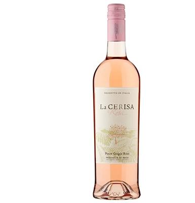 La Cerisa Rosa Pinot Grigio Rosé