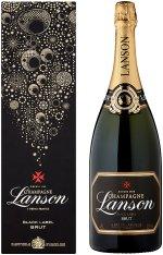 Lanson Champagne Black Label Brut 1500ml - Case of 6