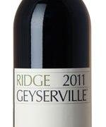 Ridge Geyserville Zinfandel 2012/2013