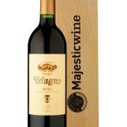 Rioja Reserva Muga Single Bottle Wine Gift in Wood