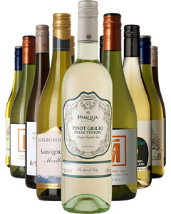 Top Offers White Six 6 x 75cl Bottles