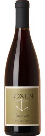 Foxen Pinot Noir 2012