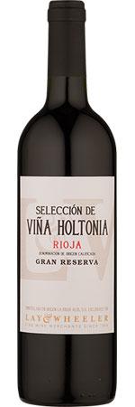 Lay and Wheeler Rioja Gran Reserva 2008
