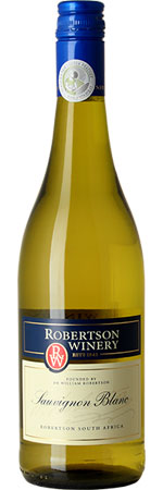 Robertson Winery Sauvignon Blanc 2016