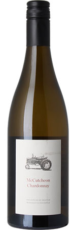 Ten Minutes by Tractor McCutcheon Chardonnay 2013