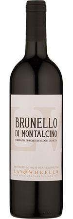 Lay & Wheeler Brunello di Montalcino 2011