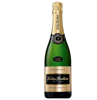 Nicolas Feuillatte 2008 Champagne