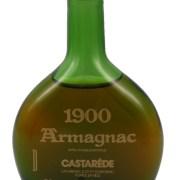 1900 Castarede Bas Armagnac 1900 (5cl)