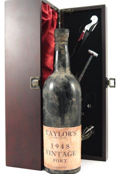 1948 Taylor Fladgate Vintage Port 1948