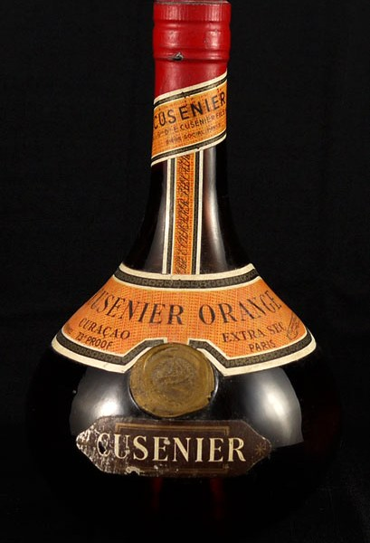 1950's bottling Orange Cusenier (50's bottling)