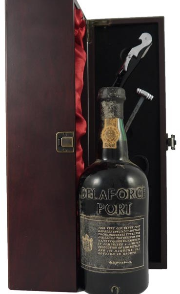 1952 - 1977 Delaforce Very Old Tawny Port 1952 - 1977