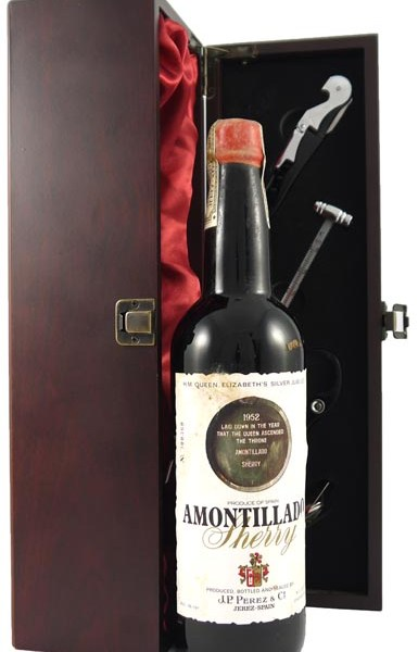 1952 Amontillado Sherry 1952 JP Perez