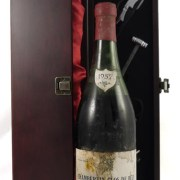 1957 Chambertin Clos de Beze Grand Cru 1957 Chanson Pere & Fils