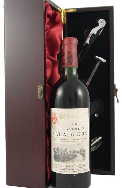 1957 Chateau Gloria 1957 Saint Julien