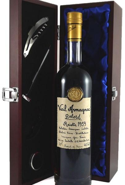 1959 Delord Freres Bas Armagnac 1959 (70cl)