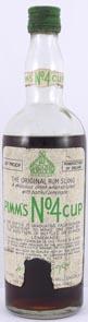 1960's Pimms No 4 The Original Rum Sling (1960's)