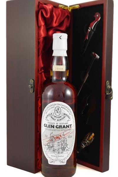 1965 Glen Grant Highland Malt Whisky 1965