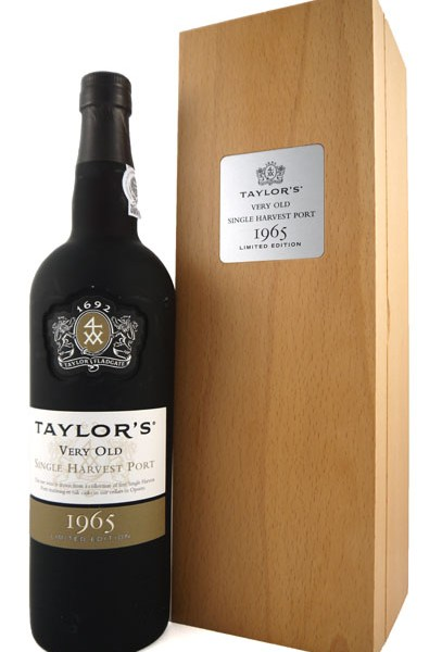 1965 Taylor Fladgate Very Old Single Harvest Port 1965