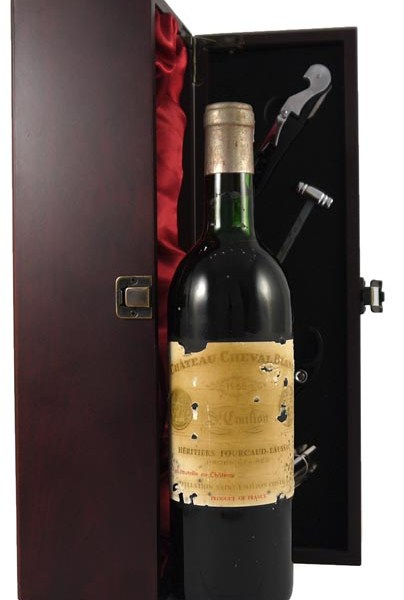 1968 Chateau Cheval Blanc 1968 1er Grand Cru Classe St Emilion