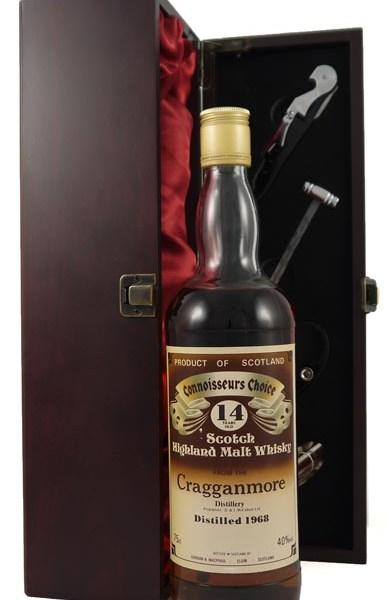 1968 Cragganmore 14 year old Single Malt Whisky 1968