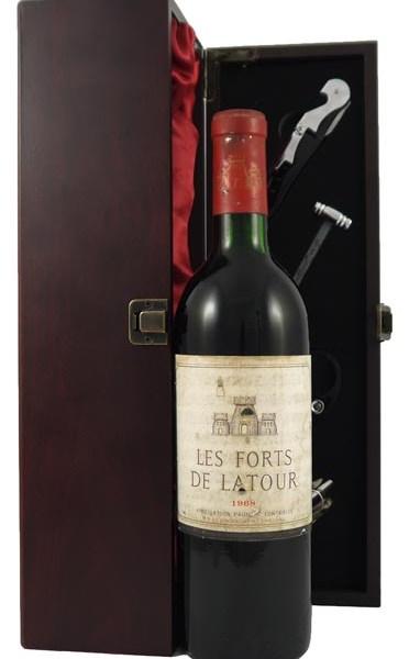 1968 Les Forts de Latour 1968 1er Grand Cru Classe Paulliac