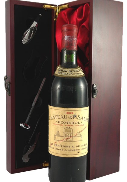 1969 Chateau De Sales 1969 Pomorol