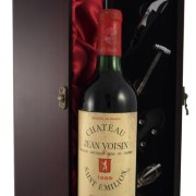 1969 Chateau Jean Voisin 1969 Saint Emilion Grand Cru