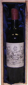 1970 Chateau Lagrange 1970 St Julien Grand Cru Classe