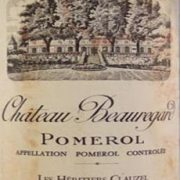 1978 Chateau Beauregard 1978 Pomorol