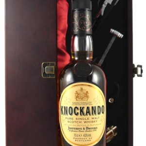 1987 Knockando 12 year old Single Malt Whisky 1987