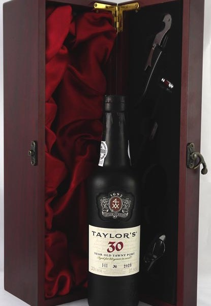 1987 Taylor Fladgate 30 year old Tawny Port (37.5 cls)