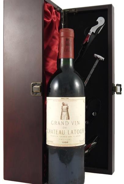 1988 Chateau Latour 1988 1er Grand Cru Classe Paulliac