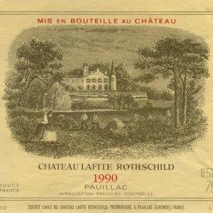 1990 Chateau Latour 12 bottle OWC 1990 DUTY AND VAT PAID