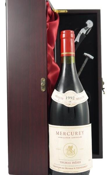 1992 Mercurey 1992 Thomas Freres