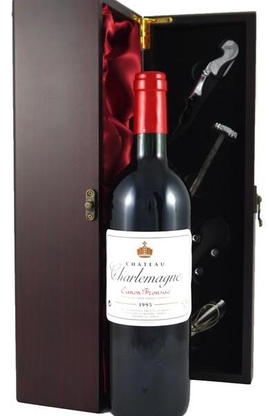 1995 Chateau Charlemagne 1995 Bordeaux