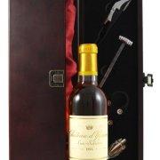 1996 Chateau D' Yquem 1996 Sauternes Half Bottle